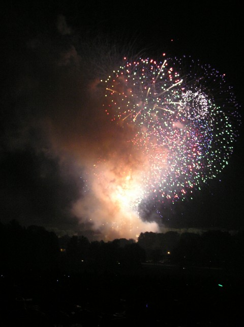 Fireworks Over Downtown Madison Pose No Long-term Health Risks? We Disagree