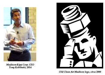 Madison-Kipp Clean Air Act violations: MEJO response to Kipp CEO
