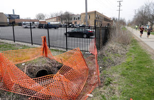 Kipp PCBs continue to pollute area along Isthmus bike path, even after multiple remediations
