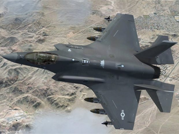 F-35 Environmental Impact Study Begins; Public Meeting March 8 in Madison